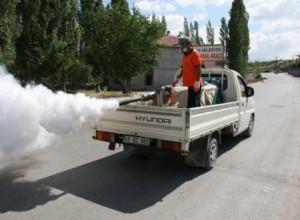 Sivrisinek İlaçlama